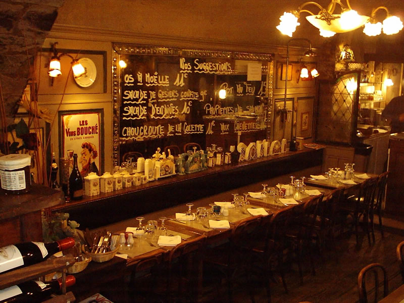 Lyon Bouchons Restaurant